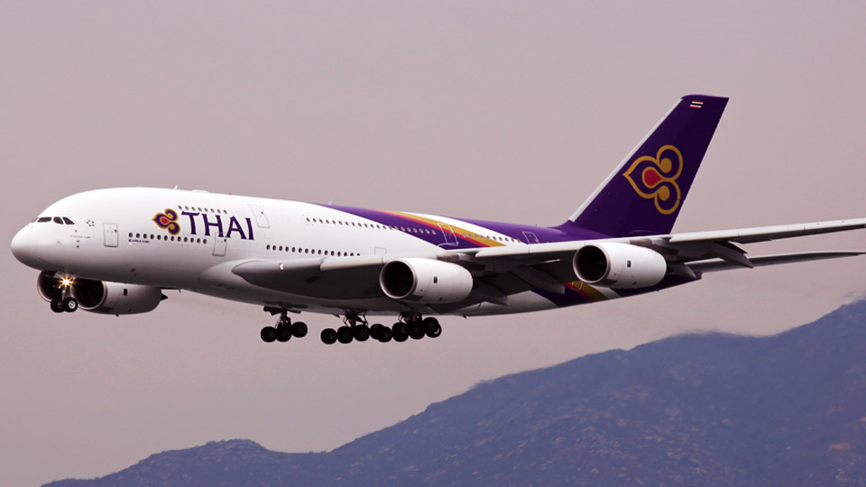 Thai Airways resuming flights to and from Dhaka on Jan 1