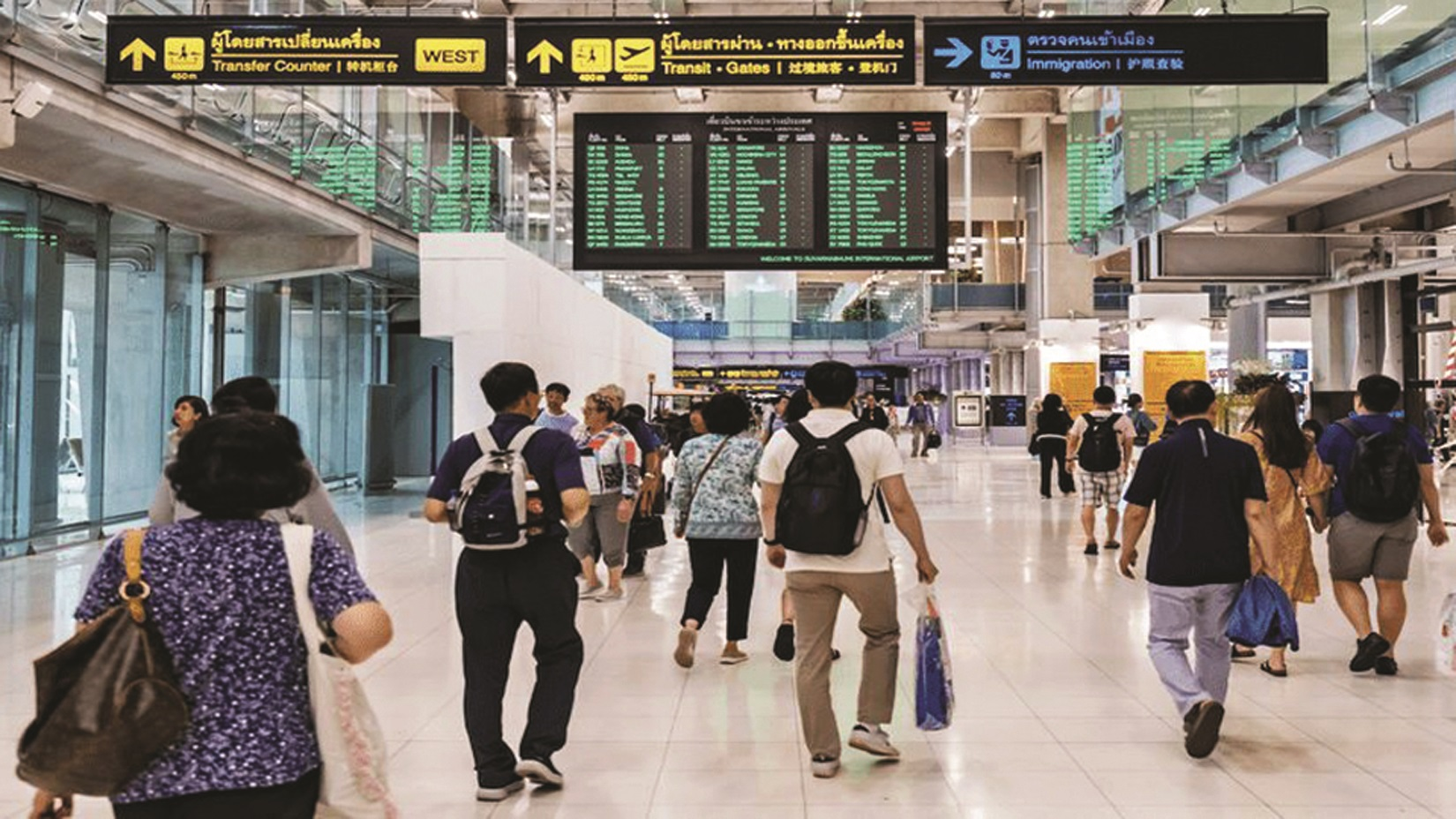 Thailand to reduce quarantine for foreign travellers from April