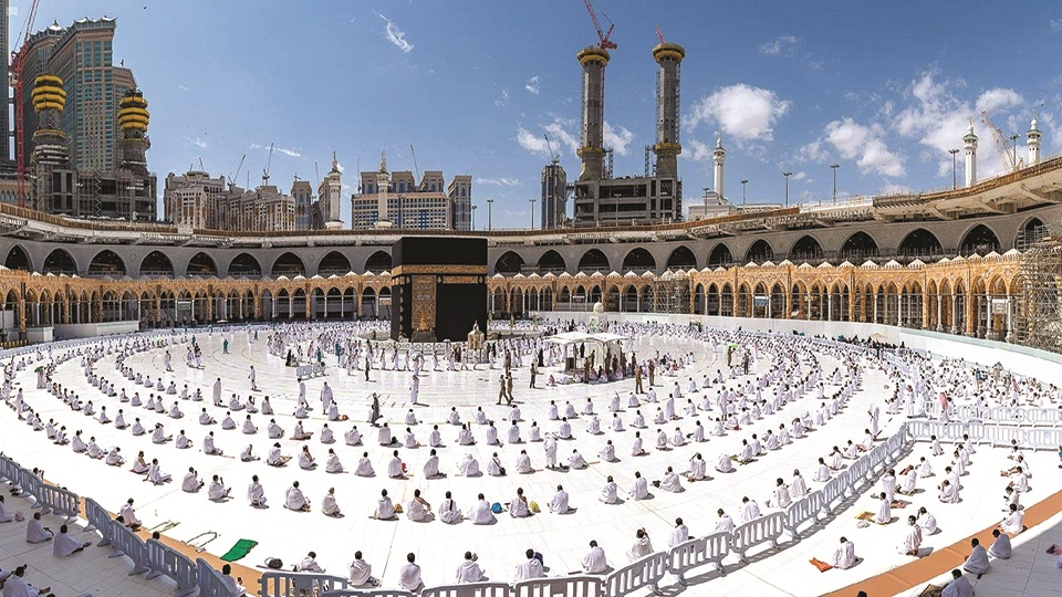 Tech-based Hajj management from 2022 : Religious Affairs Ministry